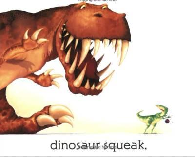 Dinosaur Squeak